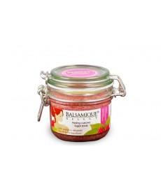 Peeling cukrowy BALSAMIQUE® Select MALINA Z MARCEPANEM - 220g