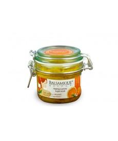 Peeling cukrowy BALSAMIQUE® Select POMARAŃCZA Z WANILIĄ - 220g