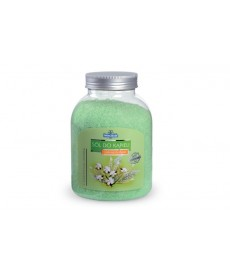 Sól do kąpieli - zielona herbata - 1.2 kg