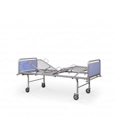 Łóżko rehabilitacyjne A-4/3S - płyta laminowana