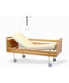 Łóżko rehabilitacyjne A-4 obudowa drewniana - płyta laminowana