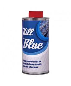 BARBICIDE KILL BLUE Płyn do usuwania przebarwień po dżinsach z mebli ze sztucznej skóry i tworzywa 250ml