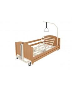 Łóżko rehabilitacyjne TAURUS LOW z leżem metalowym