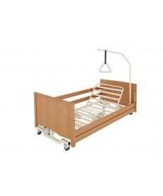 Łóżko rehabilitacyjne TAURUS LUX LOW z leżem metalowym