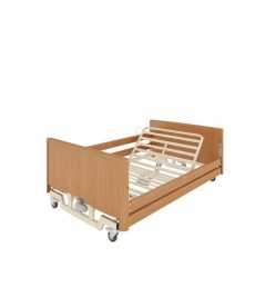 Łóżko bariatryczne BARIATIC LUX LOW