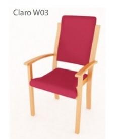 Krzesło CLARO W03
