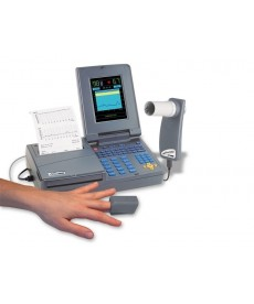 Spirometr SPIROLAB III Oxy + Bluetooth