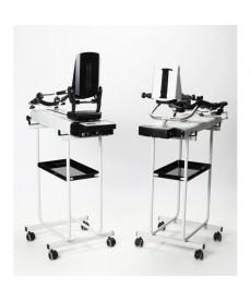 Fisiotek 3000GS - Szyna do ćwiczeń biernych kończyny dolnej z programowalnym pilotem