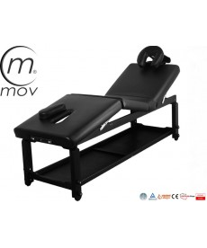 SPA Manual Black - stół rehabilitacyjny