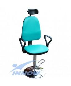 Fotel okulistyczno-laryngologiczny