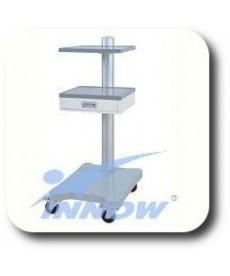 Wózek pod aparaturę medyczną
