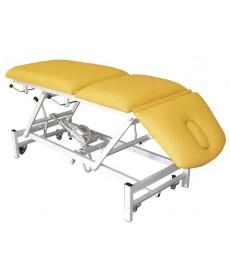 Stół rehabilitacyjny, konstrukcja na wahaczach S 422