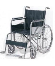 Wózek inwalidzki-szerokie siedzisko 51 cm-wzmocniony do 125 kg