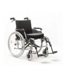 Wózek inwalidzki wzmocniony do 140 kg