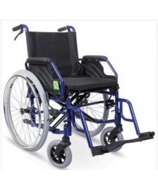 Wózek inwalidzki aluminiowy (16 kg)