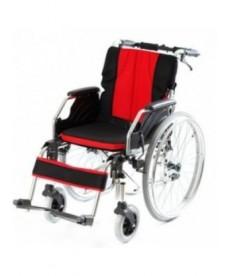 Wózek inwalidzki aluminiowy W9AC