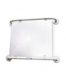 LU5 Białe lustro - stałe
