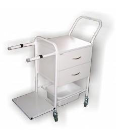 Wózek z szafką