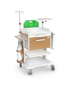 Wózek Reanimacyjny seria OPTIMUM R - OR-1ABSb