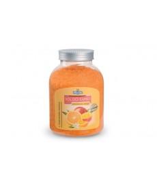 Sól do kąpieli - pomarańcza i mango - 1.2 kg