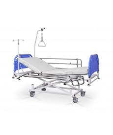 Łóżko rehabilitacyjne A - płyta laminowana