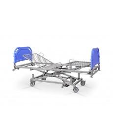 Łóżko szpitalne AH 3S - płyta laminowana