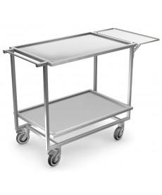 Wózek do przewozu potraw WPP-01/P z półką