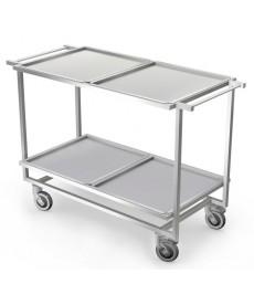 Wózek do przewozu potraw WPP-02