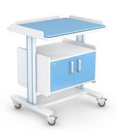 Stoliki do pielęgnacji noworodków seria MBR SPM-01