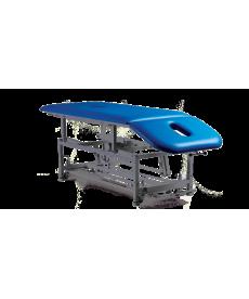 Stół rehabilitacyjny 2 sekcyjny SR-3E elektryczny