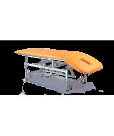Stół rehabilitacyjny 2 sekcyjny SR-3H hydrauliczny