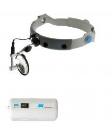 Lampa Czołowa Clar KaWe z lusterkiem 55 mm zasilanie sieciowe lub bateryjne