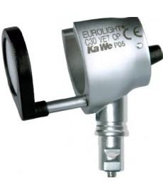 Otoskop KaWe EUROLIGHT VET C30 OP, główka optyczna