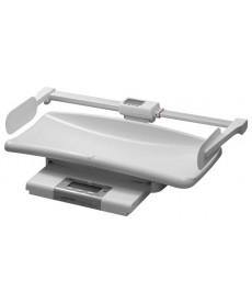Elektroniczna waga medyczna niemowlęca i podłogowa Charder MS 4200 + wzrostomiarka (klasy III)