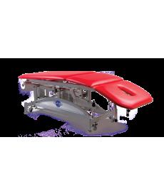 Stół rehabilitacyjny 3 sekcyjny SR-1-Ł hydrauliczne