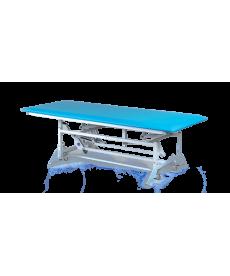 Stół rehabilitacyjny SR-3-B z ręczną zmianą wysokości