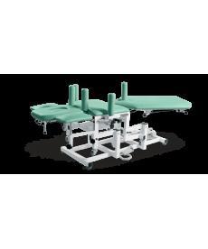 Wielofunkcyjny stół rehabilitacyjny 8 sekcyjny SR-II elektryczny
