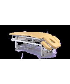 Stół do masażu 5 segmentowy SM-2-Ł manualny