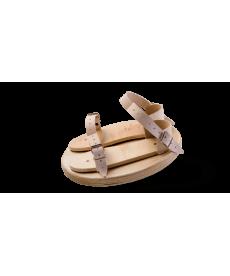 Kula z sandałami PS-K