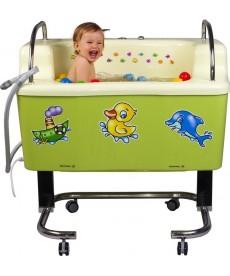 Wanna do masażu wirowego dla dzieci LASTURA BABY