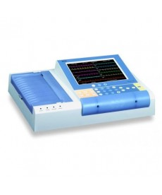 12-kanałowy elektrokardiograf z kolorowym ekranem BTL-08 LC EKG
