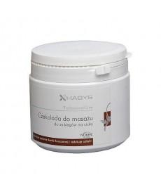 Krem do masażu - Czekolada (do zabiegów na ciało) 500 ml