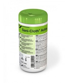 Sani Cloth Active chusteczki - pojemnik