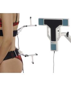 Zebris MCS/MLS CMS20S- Zestawy do analizy ruchu szyjnego i lędźwiowego odcinka kręgosłupa
