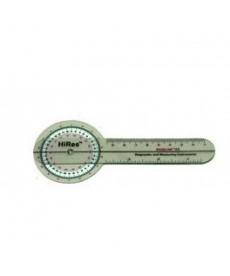 Goniometr plastikowy – 17 cm (360st)