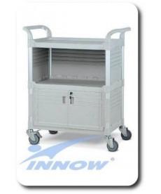 Wózek do przewozu leków