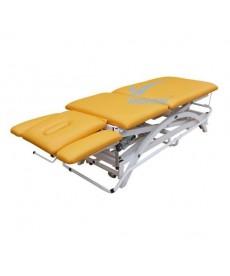 Stół rehabilitacyjny, konstrukcja krzyżakowa na stałej podstawie S 432 EU