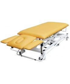 Stół rehabilitacyjny, konstrukcja krzyżakowa na stałej podstawie S 432