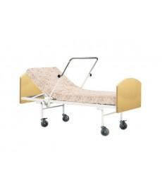 Łóżko pielęgnacyjne z poręczą (bez materaca) Œ