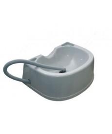 Wanienka do mycia głowy w łózku